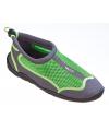 Groene waterschoenen surfschoenen dames