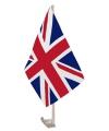 Groot brittannie autoraamvlag 28 x 44 cm