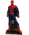 Groot decoratie bord spiderman 173 cm