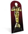 Groot foto bord hollywood award
