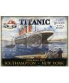 Groot muurplaatje titanic queen 30x40cm