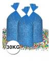 Grootverpakking gerecyclede confetti 30 kg