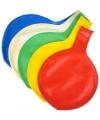 Grote ballon 65 cm fuchsia