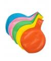 Grote ballon 65 cm oranje