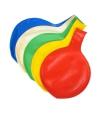 Grote ballon 65 cm rood