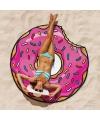 Grote donut badlaken 150 cm
