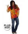 Grote maten hippie shirt