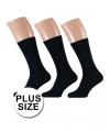 Grote maten sokken zwart maat 47 50