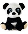 Grote panda knuffelbeer 80 cm