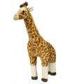 Grote pluche giraffe 63 cm