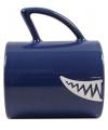 Haaien mok blauw 350 ml