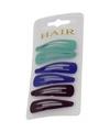 Haarspeldjes 6 cm kleuren mix 1