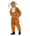 Haas kostuum voor kinderen