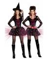 Halloween 2 in 1 kostuum heks en duivel