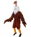Halloween aasgier kostuum
