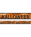 Halloween afzetlint scary party 6 meter