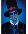 Halloween day of the dead schmink set neon
