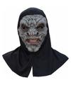 Halloween enge masker met capuchon