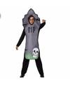 Halloween halloween grafsteen kostuum voor volwassenen