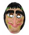 Halloween heksen masker adrienne