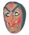 Halloween heksen masker darcy