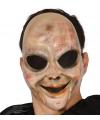 Halloween horror alien masker voor kinderen