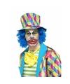 Halloween horror clown gebitje voor volwassenen