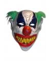 Halloween horror masker clown