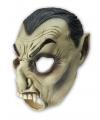 Halloween horror masker dracula voor volwassenen