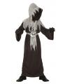 Halloween horror monnik kostuum voor kinderen