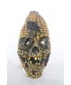 Halloween horror thema maskers eng mais hoofd