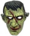 Halloween horror thema maskers frankenstein