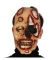 Halloween horror zombie masker