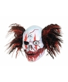 Halloween latex horror masker creepy one eye willy