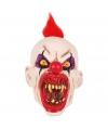 Halloween latex horror masker enge clown punky