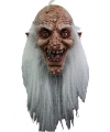 Halloween luxe trol masker met wratten en baard