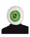 Halloween masker oogbal voor volwassenen