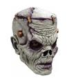 Halloween masker zombie frankenstein