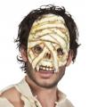 Halloween mummie masker voor volwassenen