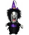 Halloween pluche knuffel heks pop 30 cm