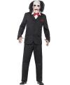 Halloween saw jigsaw kostuum voor heren