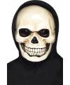 Halloween schedel masker