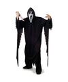 Halloween scream kostuum voor volwassenen