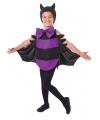 Halloween spinnen outfit voor kinderen