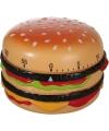 Hamburger kookwekker 8 cm