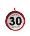 Happy birthday kussen 30 jaar