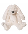 Happy horse knuffel konijn richie wit 28 cm