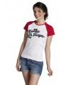 Harley quinn verkleed t shirt voor dames