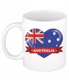 Hartje australie mok beker 300 ml