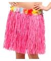 Hawaii rokje roze 45 cm